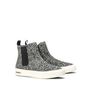 SeaVees Laguna Chelsea Wool Sneaker Boot